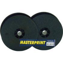 Fita para maq escrever manual olivetti pr/vm.13mmx8m. nylon cx.c/12 masterprint -
