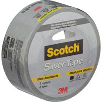 Fita Silver Tape 3m Scotch 45mm x 25m -