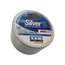 Fita Silver Tape 5 Metros - TEKBOND -