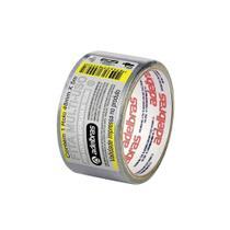 Fita Silver Tape Adelbras 48 X  5m Cinza  803080001 -