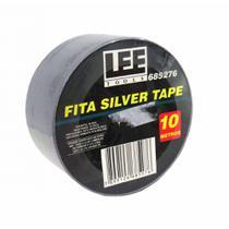 Fita silver tape cinza 10mm 685276 lee tools - Lee Tolls