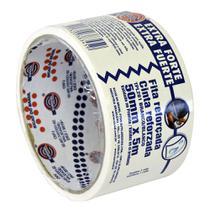 Fita Silver Tape Multiuso 50x5 Bco In10 10603044 - Sicad