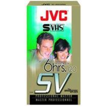 Fita Super VHS 120 Min Jvc St-120sv -