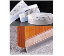 Fita Veda Fresta Porta Transparente 5 Mt x 2,5 cm Janela Pivotante Box Blindex - 3M do Brasil