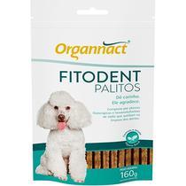 Fitodent Palitos  Organnact - Sachet 160gr -