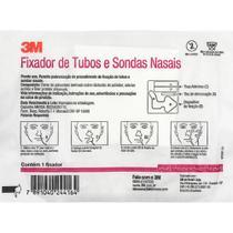Fixador de tubos de sondas nasal - 3m - 1un -