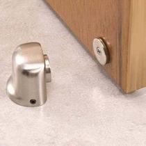 Fixador prendedor de porta magnético polido - Evolução Inox