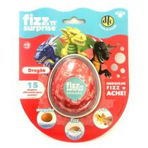 Fizz Dragão Surpresa - mergulhe e ache DTC 5087 -