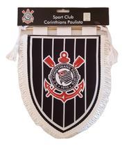 Flâmula Corinthians Listrada Oficial - Jc Bandeiras