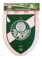 Flâmula Palmeiras Verde Oficial - Jc Bandeiras