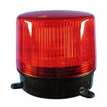 Flash de Advertência - Vermelho - 24V - DNI 4016 -
