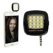 Flash Para Celular Foto Selfie Led Camera Frontal - Gbmax