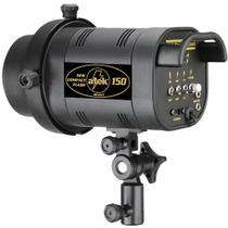 Flash para Estudio Fotográfico - Atek 150 Compact - 150W -