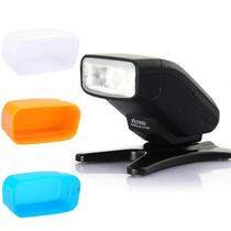 Flash Speedlite i-TTL Viltrox JY-610N para Nikon -