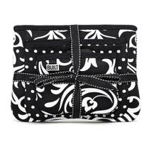 Flat pouches dmsk e mn dt black white - Built