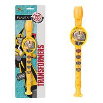Flauta Doce De Brinquedo Transformers - Artbrink