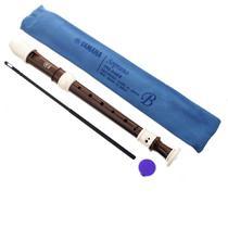 Flauta Doce Yamaha Soprano Barroca YRS-314BIII -