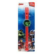Flauta Musical Avengers - Hulk - Vingadores animated