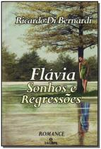 Flávia Sonhos e Regressões - Intelitera editora