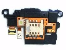 Flex Conector de Chip C/ Câmera LG Optimus L4 II E470 -