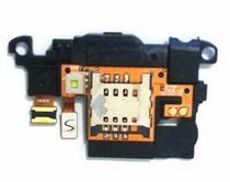 Flex Slot Conector do Chip e Campainha LG L4 E467 E470 E465 Original -