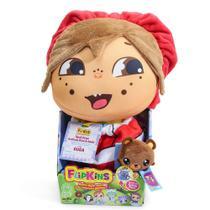 Flipkins Cute Boneca Transformável Guga - DTC -