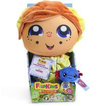 Flipkins Cute Boneca Transformável Lucas - DTC -