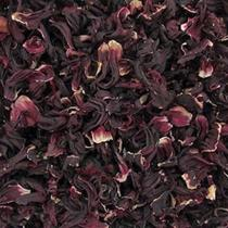 Flor de Hibisco Para chá - 500g - A Granel