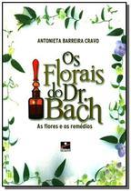 Florais do dr bach, os - Hemus -