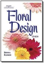 Floral design cd rom - cengage -