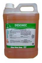 Fluido Para Limpeza De Bico Injetor Desonic Concentrado - 5L - Equimica