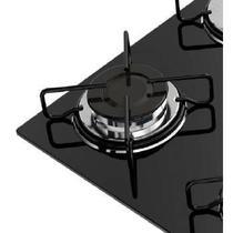 Fogao 4b atlas mesa vidro cooktop  - ATLAS -