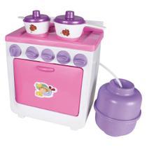 Fogão de Brinquedo Lua de Cristal Mini Cook -