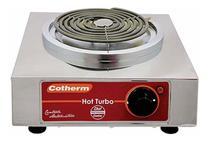 Fogão Eletrico Profissional Hot Turbo 1 Boca Cotherm -