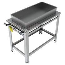 Fogão Industrial Inox Gastromaq Módulo Banho Maria FGI40BM -