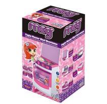 Fogão Infantil Master Chef Eletrônico - Magic Toys
