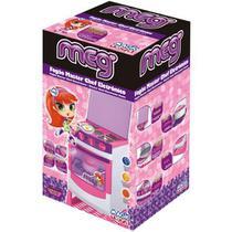 Fogao Master Chefe Eletronico Meg 8014 Magic Toys -