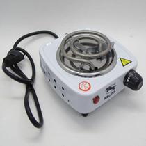 Fogao portatil fogareiro eletrico 500w com 1 boca para mesa bancada camping 220v - Gimp