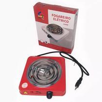 Fogareiro Elétrico 1 Boca com 5 Temperaturas 1000W 220V - Relinx