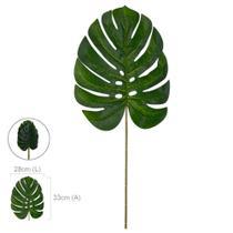 Folha Costela de Adão Verde 70cm - ETNA