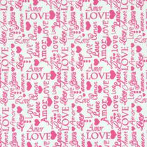 Folha de EVA Estampado Love - Clube do eva
