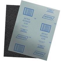 Folha de lixa para ferros - K246 (40) - Norton