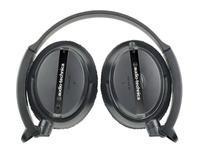 Fone Audio Technica Ath-anc20 Cancelamento Ruido Quiet Point - Audio-Technica
