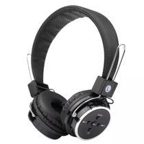 Fone Bluetooth Ouvido Estéreo Mp3 Radio Fm B-05 Preto - CONCISE FASHION STYLE