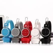 Fone Bluetooth Sem Fio C/microfone E Rádio Digital Sd Mp3 P2 - Bt Wireless