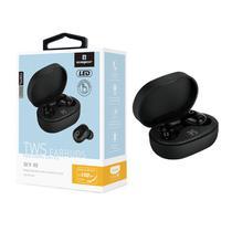 Fone Bluetooth TWS Earbuds com função Touch Original Sumexr Para Celular Samsung Note 4, Note 5 -
