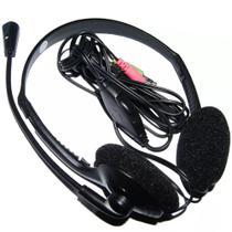 Fone Com Microfone P2 Formato Anatomico E Haste Flexivel Bom - Multilaser