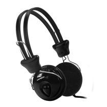 Fone com microfone p2 ph-80bk c3 tech tricerix ii preto - C3Tech