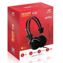 Fone com Microfone Tricerix PH-80BK C3 TECH - C3Tech - Tws