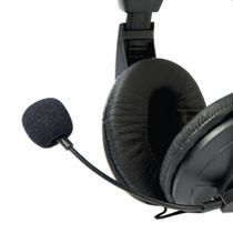 Fone Com Microfone Voicer Comfort PH-60BK C3Tech - C3 TECH